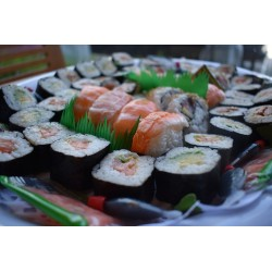 Sushi and California Rolls
