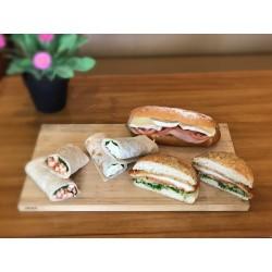 Combination Bread Platter